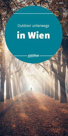 Der Wiener Herbst lockt uns nach draußen. Die wenigen Stunden Sonnenlicht am Tag sollten gut genutzt sein und ihr euch unbedingt die Beine outdoor in Wien vertreten. Kaffee To Go, To Dos, Parks, Der Bus, Instagram, Movies, Movie Posters, Outdoor, Fall Weather