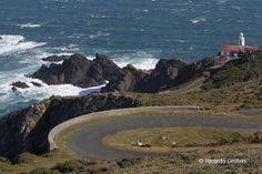 Punta Candieira: diez curvas para llegar al faro | Vivir Galicia