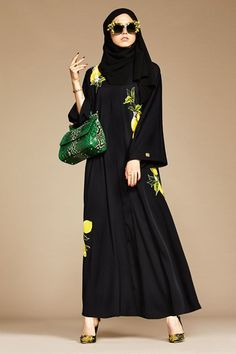 Dolce   Gabbana Debuts Collection for the  Arab World   1bcb54aa15527