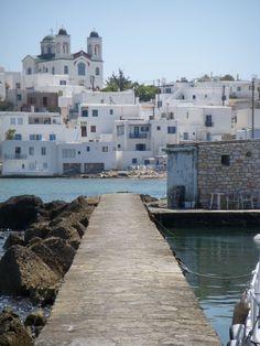 Naoussa Harbor, Paros, Greece