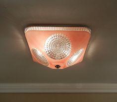 Vintage Retro Harmony House Ceiling Light by VintageGlassLights