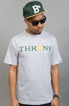 The Throne Tee by Breezy Excursion, $32