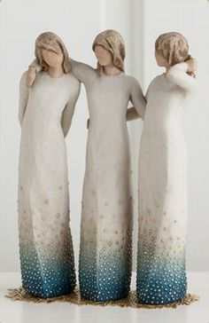 Willow Tree(R), By My Side Figurine   -     By: Susan Lordi