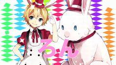 It's Lon, A Nico Nico Singer. Fuwa Fuwa~~