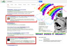 How to use G+ to improve rankings in SERPS.