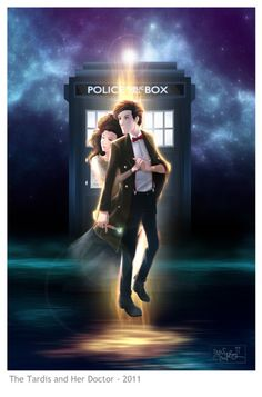 The Tardis and her Doctor #doctorwho #11