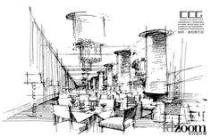 手绘 - 平面 - 室内设计师网 Utility Pole, Floor Plans, Diagram, Hand Painted, Drawings, Musica, Sketches, Drawing, Portrait