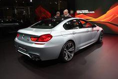 2014 BMW M6 Gran-Coupe