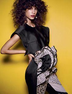 Antonina Petkovic by Hunter & Gatti for Vogue Mexico March 2016