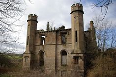 Cambusnethan House, or Cambusnethan Priory, in North Lanarkshire, Scotland