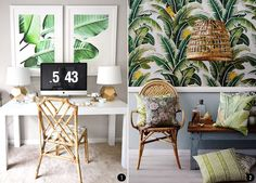La tendencia del verano: inspiración tropical | Conkansei.com