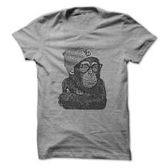 Monkey T-Shirts, Hoodies. ADD TO CART ==► https://www.sunfrog.com/Funny/Monkey-Tshirt.html?41382