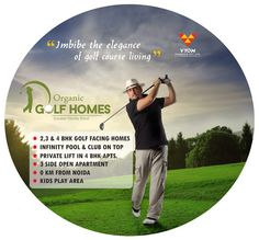 Make the world a better place with Organic Golf Homes