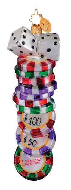 Stack of Luck, Radko  Style# 1014137