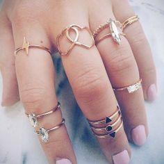 The ultimate stack... #BingBang #Rings