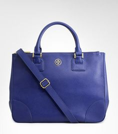 Tory Burch Cobalt Blue...Love!