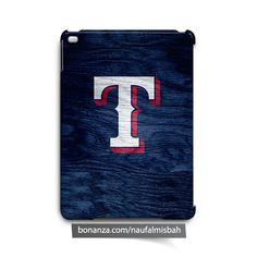 Texas Rangers Custom iPad Air Mini 2 3 4 Case Cover - Cases, Covers & Skins