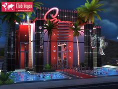 Club Vegas is the most popular nightclub in Oasis Springs! Everyone is in there all night! If you want to join this adventure with your sim, you should get it now and be ready to long nights!...