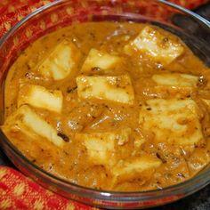 Paneer Makhni Recipe   How to make Paneer Makhni - Vegetarian