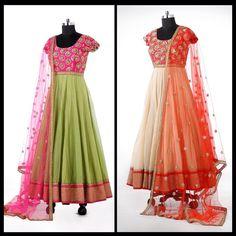 Indian wear by Mrunalini Rao