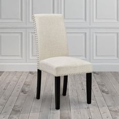 Shop for Savio Fabric Stud Chair (Set of 2) and more for everyday discount prices at Overstock.com - Your Online Furniture Store!