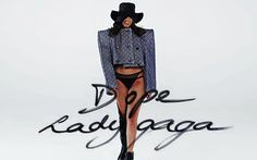lady gaga dope | Tumblr
