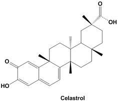Celastrol fdating