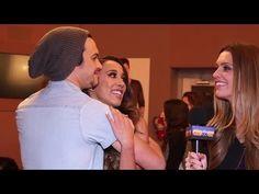Alex & Sierra Talk Marriage on X Factor