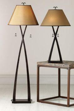 Cain Table Lamp - Table Lamps - Lamps - Lighting | HomeDecorators.com