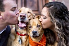 Why Engagement Shoots Have Gone To The Dogs