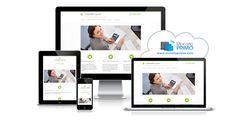 Un design de site parfait pour démontrer votre rigueur et votre minutie avec style.
