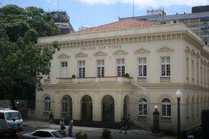 Teatro São Pedro - Porto Alegre, RS