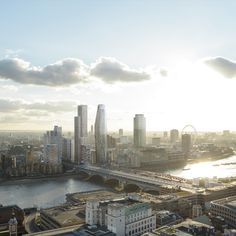 This week London's next batch of skyscrapers and Piccadilly Circus renovation were revealed
