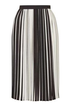 Really really want a pleated midi skirt like this