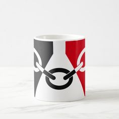 Flag of the Black Country Coffee Mug