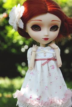Little White dress for Rinoninha