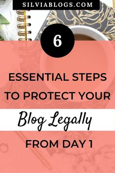 Do you know what legal pages your blog needs? It's really important to blog legally so that you don't end up getting in an expensive lawsuit. In this blog post, you can find legal blogging tips and how to legally protect your blog. #legalblog #legalpages #bloglegally #legaltips #bloggingtips Do You Know What, In Law Suite, Blog Tips, How To Start A Blog, Simple, Online Business