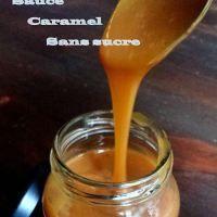 Sauce caramel sans sucre { vegan, paleo}
