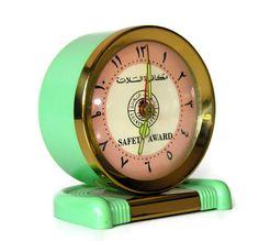 cute clock great colors
