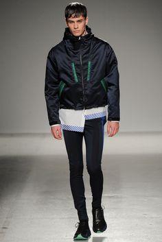 John Galliano Fall 2014 Menswear Fashion Show