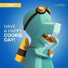 #HappyCookieDay everyone!