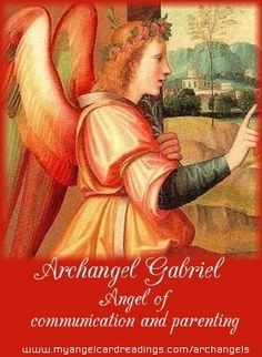 The World's Best Photos by Archangel Gabriel Archangel Prayers, Archangel Raphael, Raphael Angel, Angel Guidance, Spiritual Images, I Believe In Angels, Ascended Masters, Angels Among Us, Angel Cards