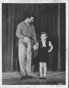 Donald O'Connor And Daughter