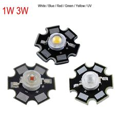3.39$  Buy here - 10pcs Real Original Epistar Chip 3W LED Bulb Diodes Lamp Beads 200lm-220lm White/Red/Yellow/Blue/Green/RGB/UV LED Bulbs Light   #buychinaproducts