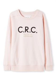 Country Road Text Logo Sweat