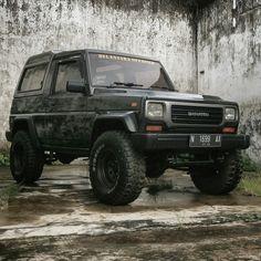Daihatsu, Mini Trucks, 4x4 Trucks, Taft Rocky, Mini 4wd, Offroad, Jeep 4x4, Monster Trucks, Car Photography