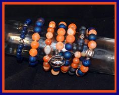 Getting ready for Super Bowl 50, show some support for the Denver Broncos