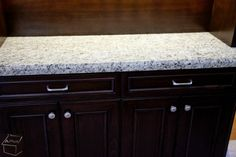 Kitchen Remodel with Custom Cabinets with Custom Bar by APlus Interior Design