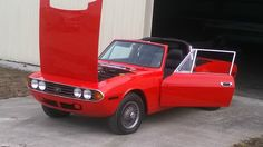 Triumph + Mustang = Stag Pony? - http://barnfinds.com/triumph-mustang-stag-pony/