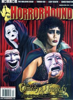 HorrorHound Magazine #52 :: Magazines :: Books Magazines Comics :: House of Mysterious Secrets - Specializing in Horror Merchandise & Collectibles